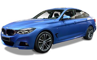 BMW Seria 3 320d Gran Turismo Luxury Line 5 drzwi