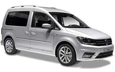 Volkswagen Caddy 1.4 TGI BMT 6-biegowa 110KM Comfortline 5 drzwi