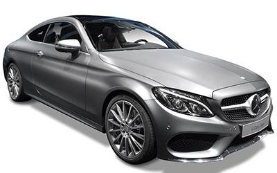 Mercedes-Benz Klasa C C 250 d Auto 2 drzwi