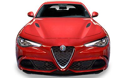 Alfa Romeo Giulia 2.9TB 24V V6 Quadrifoglio 510KM 4 drzwi