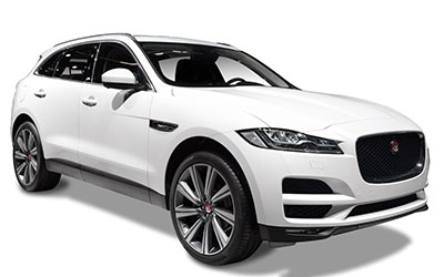 Jaguar F-Pace 3.0 TDV6 AWD AUTO First Edition 5 drzwi