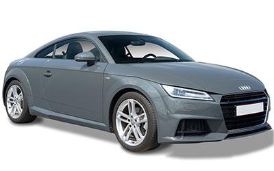 Audi TT Coupe 2.0 TFSI S tronic quattro 3 drzwi