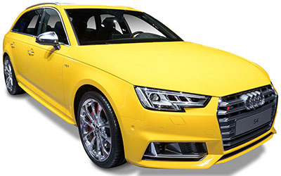 Audi S4 Avant 3.0 TFSI quattro tiptronic 5 drzwi