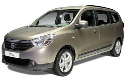 Dacia Lodgy 1.5 dCi Laureate 7 miejsc 110KM S/S 5 drzwi