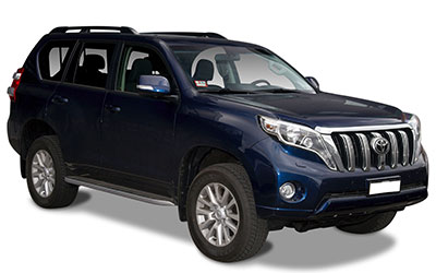 Toyota Land Cruiser 2.8 D-4D 177 KM Invincible Auto 5 drzwi