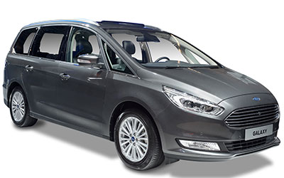 Ford Galaxy 2.0 TDCi Titanium 180KM PowerShift 4WD 5 drzwi