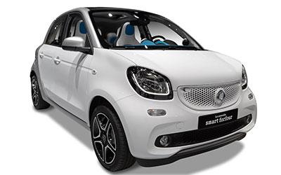 smart forfour sedan 51 kW passion 5 drzwi