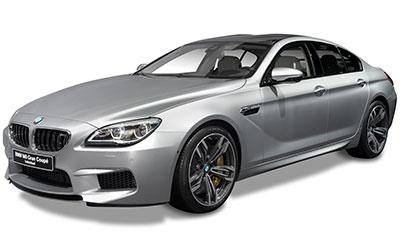 BMW Seria 6 640d Gran Coupé 4 drzwi