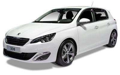 Peugeot 308 1.6 BlueHDi 120 KM S&S Allure 5 drzwi