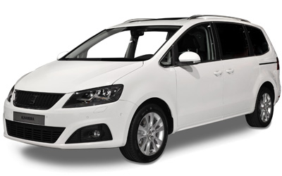 Seat Alhambra 2.0 TDI CR 184 KM DSG Style Advanced 5 drzwi