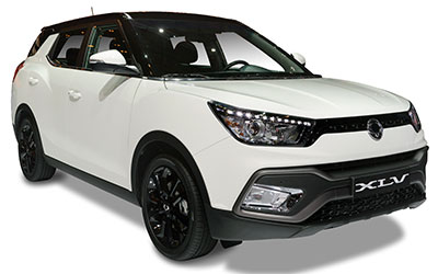 Ssangyong XLV 1.6 Crystal Base 5 drzwi