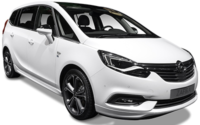 Opel Zafira 1.4 Turbo Ecotec Elite 140KM S/S 5 drzwi