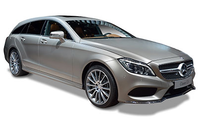 Mercedes-Benz klasa CLS CLS 400 Shooting Brake 5 drzwi