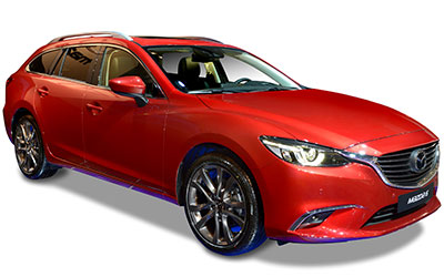 Mazda Mazda6 2.2 SKYACTIV-D 150KM SKYENERGY 5 drzwi