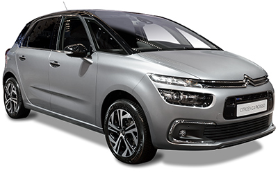 Citroën C4 Picasso 1.6 BlueHDi 100 Feel 5 drzwi