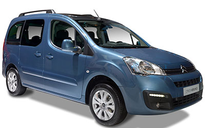 Citroën Berlingo 1.6 BlueHDI 100 More Life 5 drzwi