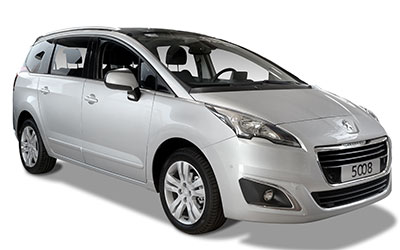 Peugeot 5008 1.6 BlueHDi 120 KM S&S Style 7-osobowy 5 drzwi